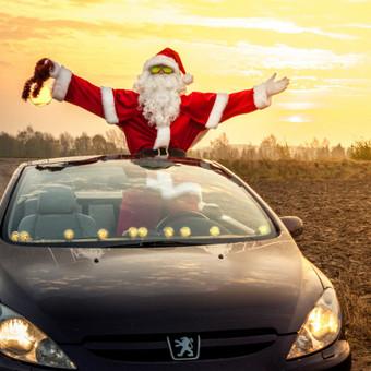 Kalėdų senelis Jums / Tautvydas Lubys / Darbų pavyzdys ID 515097