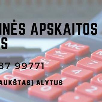Buhalterinė apskaita / UAB Neroka / Darbų pavyzdys ID 515435