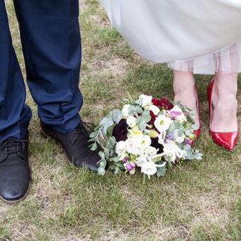 Vestuvių ir kitų progų fotografavimas Panevėžyje / Erika Nėnė / Darbų pavyzdys ID 515955