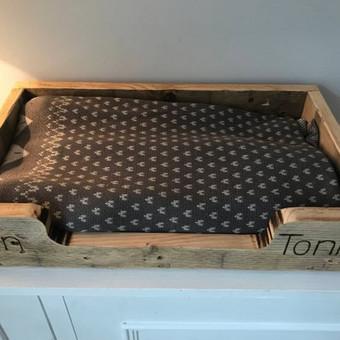 Šunų būdos, medinės dėžės, smėlio dėžės, baldai vaikų kambar / Raimondas / Darbų pavyzdys ID 516193