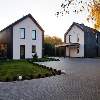 Namai Kauno rajone