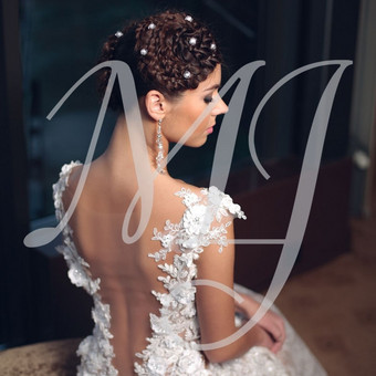 Individualus vestuvinių suknelių siuvimas / MJ Bridal Couture / Darbų pavyzdys ID 73614