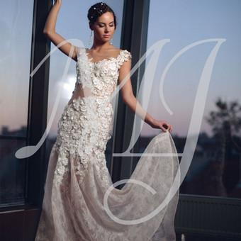 Individualus vestuvinių suknelių siuvimas / MJ Bridal Couture / Darbų pavyzdys ID 73616