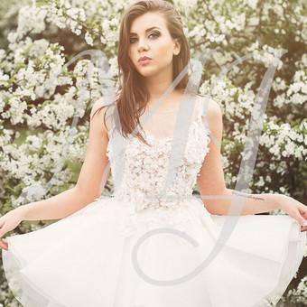 Individualus vestuvinių suknelių siuvimas / MJ Bridal Couture / Darbų pavyzdys ID 73618