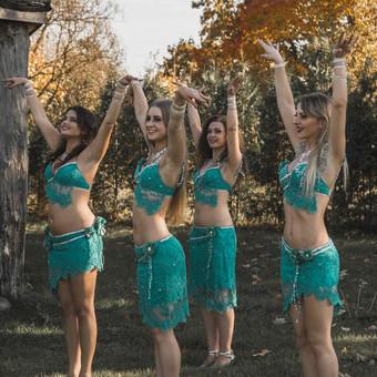 """Rytietiškų pilvo šokių šou grupė """"Lukum"""" Jūsų šventei. / Dėl pasirodymo / Darbų pavyzdys ID 517007"""