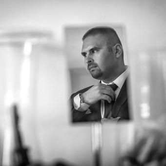 Fotografas vestuvėms ir kitom progom, su Foto Studija / Albert / Darbų pavyzdys ID 517411