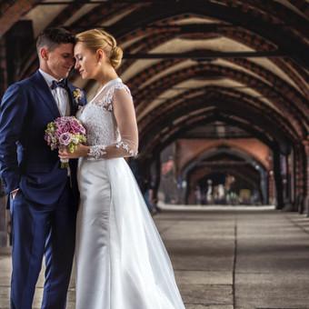 Fotografas vestuvėms ir kitom progom, su Foto Studija / Albert / Darbų pavyzdys ID 517465