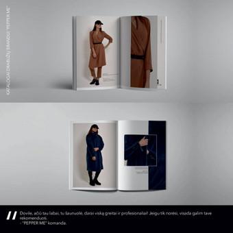 Grafikos Dizainas / Dovilė / Darbų pavyzdys ID 517501