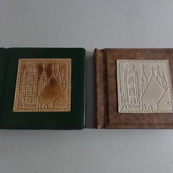 Užrašų knygutė (10x10). Kaina - 10 eurų.