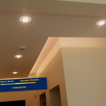 Varžų matavimai, elektros darbai,apsaugos sistemos / Vilmantas Kutka / Darbų pavyzdys ID 73734