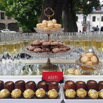 Šampano staliukas ASSTI / ASSTI / Darbų pavyzdys ID 517701
