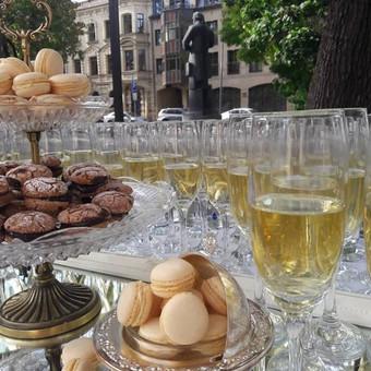 Šampano staliukas ASSTI / ASSTI / Darbų pavyzdys ID 517703