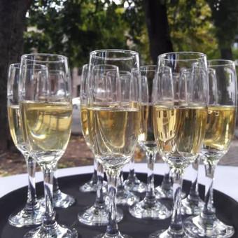 Šampano staliukas ASSTI / ASSTI / Darbų pavyzdys ID 517707