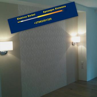 Varžų matavimai, elektros darbai,apsaugos sistemos / Vilmantas Kutka / Darbų pavyzdys ID 73737