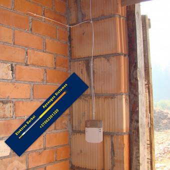 Varžų matavimai, elektros darbai,apsaugos sistemos / Vilmantas Kutka / Darbų pavyzdys ID 73744