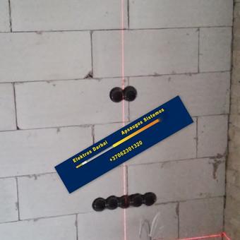 Varžų matavimai, elektros darbai,apsaugos sistemos / Vilmantas Kutka / Darbų pavyzdys ID 73749
