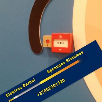 Varžų matavimai, elektros darbai,apsaugos sistemos / Vilmantas Kutka / Darbų pavyzdys ID 73791