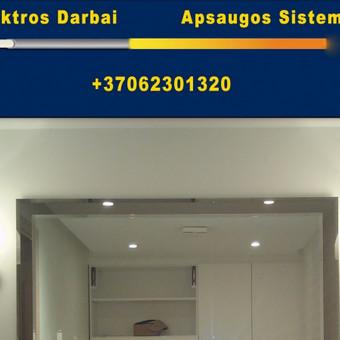 Varžų matavimai, elektros darbai,apsaugos sistemos / Vilmantas Kutka / Darbų pavyzdys ID 73788