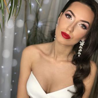 """""""Silvija MUA Make Up & Hairstyles""""  - MAKIAŽAI ir ŠUKUOSENOS / Silvija / Darbų pavyzdys ID 519081"""