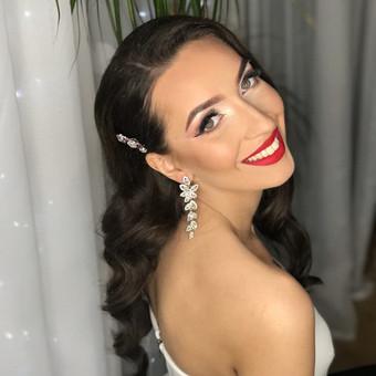 """""""Silvija MUA Make Up & Hairstyles""""  - MAKIAŽAI ir ŠUKUOSENOS / Silvija / Darbų pavyzdys ID 519083"""