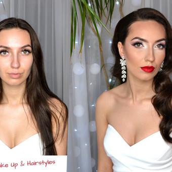 """""""Silvija MUA Make Up & Hairstyles""""  - MAKIAŽAI ir ŠUKUOSENOS / Silvija / Darbų pavyzdys ID 519135"""