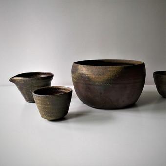 Grupinės ir individualios keramikos pamokos / Karmazinų Keramika / Darbų pavyzdys ID 519225