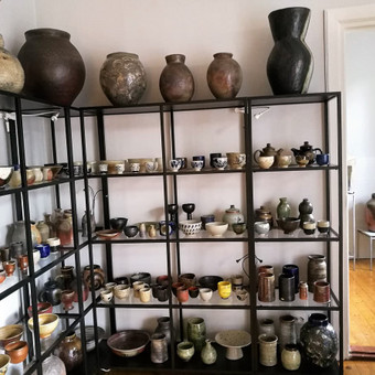 Grupinės ir individualios keramikos pamokos / Karmazinų Keramika / Darbų pavyzdys ID 519227