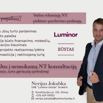 NT Brokeris Nerijus Jokubka / Nerijus Jokubka / Darbų pavyzdys ID 519703