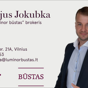 NT Brokeris Nerijus Jokubka / Nerijus Jokubka / Darbų pavyzdys ID 519705