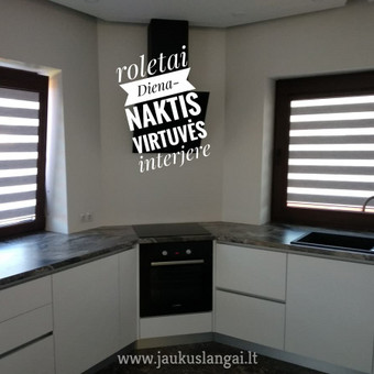 Nepriekaištinga kokybė  už dar mažesnę kainą / Jaukūs langai / Darbų pavyzdys ID 519869