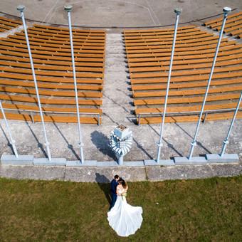 Foto - Video - Media - Grafika. Filmavimas prof. dronais / Oro Vizija / Darbų pavyzdys ID 520385