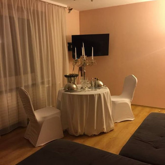 Vaišių staliukas po ceremonijos / Eglė Ivanskaja / Darbų pavyzdys ID 521385