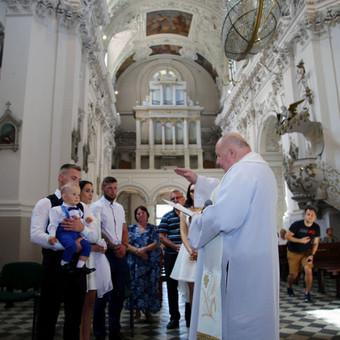 Krikštynų, vaikų gimtadieniai, šeimos fotosesijos.Vilnius / Foto Vaiko Krikštynos / Darbų pavyzdys ID 521391