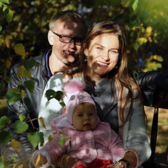 Krikštynų, vaikų gimtadieniai, šeimos fotosesijos.Vilnius / Foto Vaiko Krikštynos / Darbų pavyzdys ID 521419