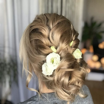 """""""Silvija MUA Make Up & Hairstyles""""  - MAKIAŽAI ir ŠUKUOSENOS / Silvija / Darbų pavyzdys ID 521479"""