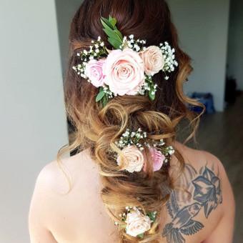 """""""Silvija MUA Make Up & Hairstyles""""  - MAKIAŽAI ir ŠUKUOSENOS / Silvija / Darbų pavyzdys ID 521481"""