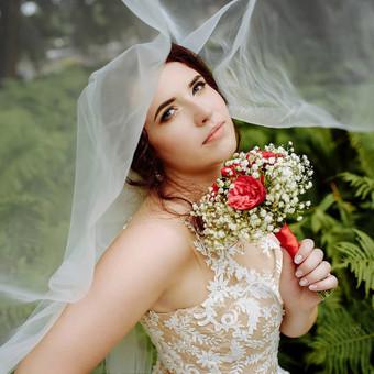 """""""Silvija MUA Make Up & Hairstyles""""  - MAKIAŽAI ir ŠUKUOSENOS / Silvija / Darbų pavyzdys ID 521515"""