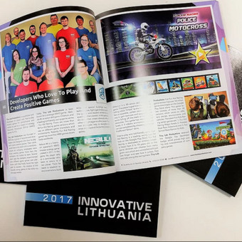 Innovative Lithuania 2017 booklet