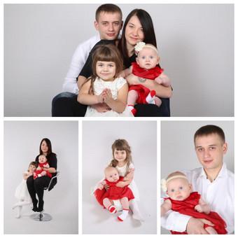 Krikštynų, vaikų gimtadieniai, šeimos fotosesijos.Vilnius / Foto Vaiko Krikštynos / Darbų pavyzdys ID 521783