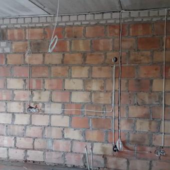 Elektrikas 860001840 Šiauliai / Pavelas / Darbų pavyzdys ID 522633