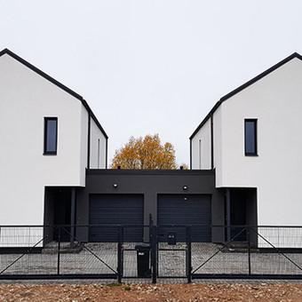 Namai Vilniuje