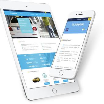 Interneto svetainių ir el. parduotuvių kūrimas / ADISOFT / Darbų pavyzdys ID 522843
