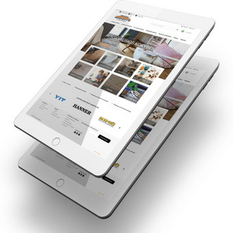 Interneto svetainių ir el. parduotuvių kūrimas / ADISOFT / Darbų pavyzdys ID 522849