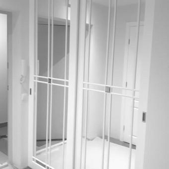 """Virtuvės baldai. Vonios baldai. Akmuo. UAB """"Forestė"""" / Dizainerė Audronė Baldai-Interjeras / Darbų pavyzdys ID 523843"""