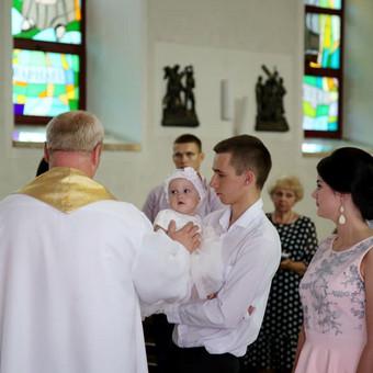 Krikštynų, vaikų gimtadieniai, šeimos fotosesijos.Vilnius / Foto Vaiko Krikštynos / Darbų pavyzdys ID 523891