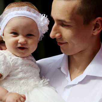 Krikštynų, vaikų gimtadieniai, šeimos fotosesijos.Vilnius / Foto Vaiko Krikštynos / Darbų pavyzdys ID 523901