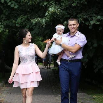 Krikštynų, vaikų gimtadieniai, šeimos fotosesijos.Vilnius / Foto Vaiko Krikštynos / Darbų pavyzdys ID 523913