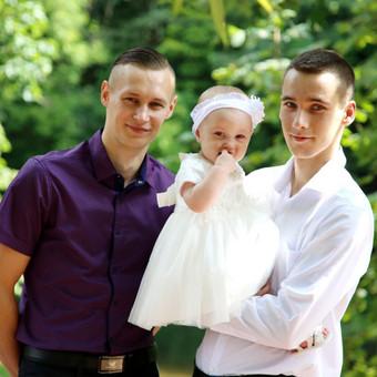 Krikštynų, vaikų gimtadieniai, šeimos fotosesijos.Vilnius / Foto Vaiko Krikštynos / Darbų pavyzdys ID 523919