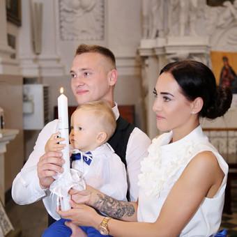 Krikštynų, vaikų gimtadieniai, šeimos fotosesijos.Vilnius / Foto Vaiko Krikštynos / Darbų pavyzdys ID 523993