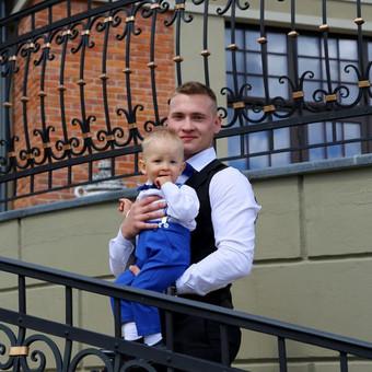 Krikštynų, vaikų gimtadieniai, šeimos fotosesijos.Vilnius / Foto Vaiko Krikštynos / Darbų pavyzdys ID 524005
